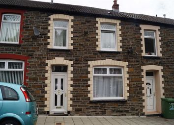 Thumbnail 3 bed terraced house for sale in Cadwaladr Street, Mountain Ash