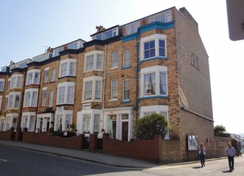 Thumbnail 1 bed flat to rent in Flat 2, 116 North Marine Road, Scarborough