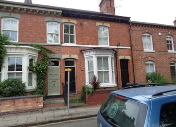 Thumbnail 4 bed terraced house to rent in Turner Street, Leicester