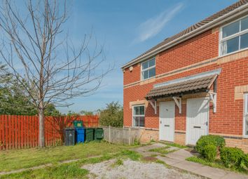 Thumbnail 2 bed semi-detached house for sale in Horse Shoe Court, Balby, Doncaster