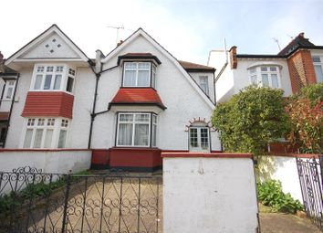 3 bed end terrace house for sale in Chislehurst Avenue, North Finchley, London N12