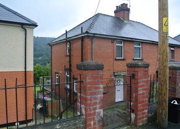 Thumbnail 3 bed terraced house for sale in Waunddu, Pontnewynydd, Pontypool