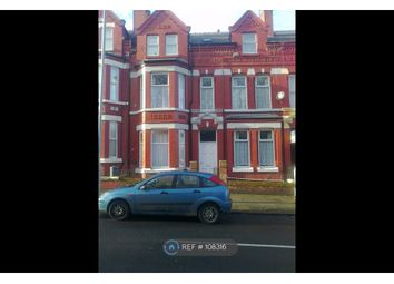 Thumbnail 1 bed flat to rent in Worcester Rd, Bootle