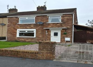 Thumbnail 3 bed semi-detached house to rent in Flakefleet Avenue, Fleetwood