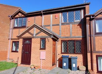 Thumbnail 2 bed terraced house for sale in Lady Bracknell Mews, Northfield, Birmingham