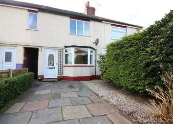 Thumbnail 3 bed terraced house for sale in Roselea Drive, Southport