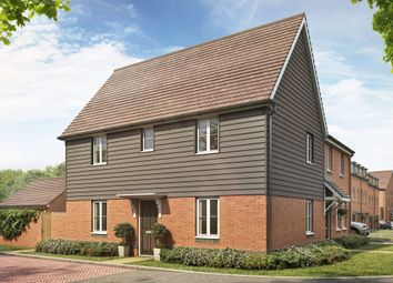 "Thumbnail 3 bed semi-detached house for sale in ""Hadley"" at Locksbridge Road, Picket Piece, Andover"