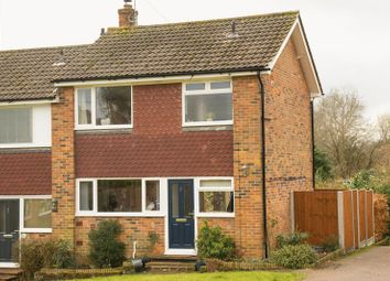 Thumbnail 3 bed end terrace house for sale in Woodland Close, Tunbridge Wells