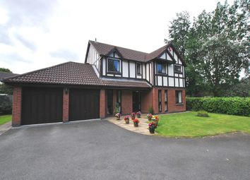 Thumbnail 4 bed detached house for sale in Horsechestnut Drive, Shawbirch, Telford, Shropshire