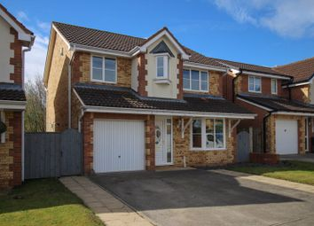 Thumbnail 4 bed detached house for sale in 36 Eade Close, Newton Aycliffe