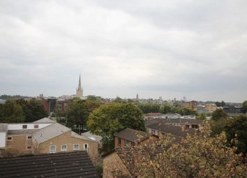 Thumbnail 2 bedroom flat for sale in St. James Close, Norwich