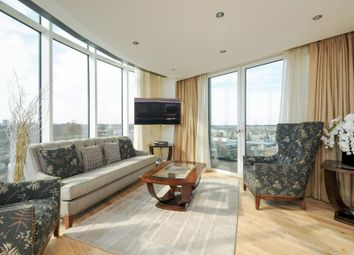 Thumbnail 3 bed flat for sale in Stamford Square, London