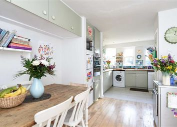 Thumbnail 3 bed terraced house to rent in Brooksville Avenue, Queens Park, London