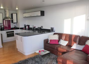 Thumbnail 1 bed flat to rent in Nv Building, 100 The Quays, Salford Quays