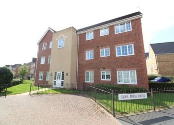 Thumbnail 2 bed flat to rent in Cider Press Drive, Saxon Gate, Hereford
