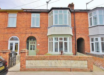 Thumbnail 3 bed terraced house for sale in Maylands Avenue, Southsea