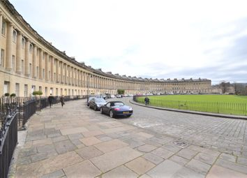 Thumbnail 2 bed flat to rent in Royal Crescent, Bath, Somerset