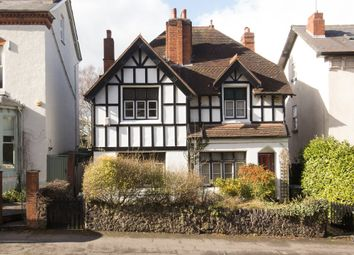 Thumbnail 3 bed cottage for sale in Harborne Road, Edgbaston