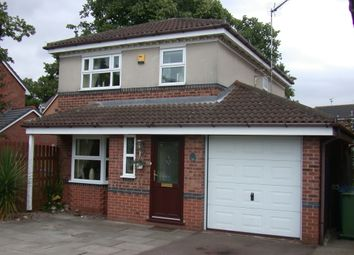 Thumbnail Detached house to rent in Whinney Moor Way, Retford