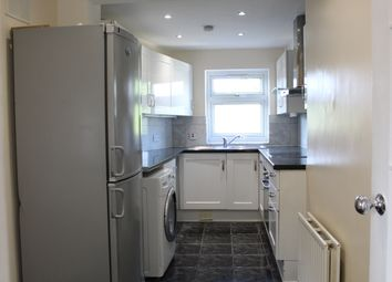 Thumbnail 1 bed flat to rent in Great North Way, London