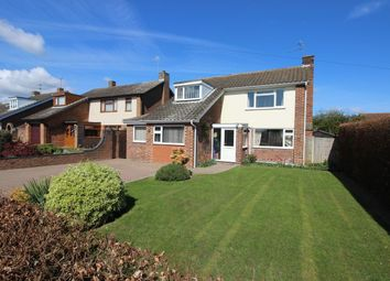 Thumbnail 4 bedroom detached house for sale in Barkis Meadow, Blundeston, Lowestoft