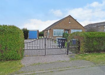 Thumbnail 3 bed detached bungalow for sale in Mill Road, Addlethorpe, Skegness