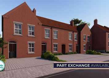 Thumbnail 3 bedroom end terrace house for sale in The Roebuck - Plot 5, The Rise, Halloughton Road, Southwell
