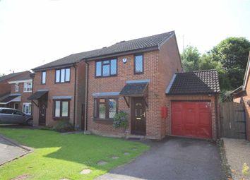 Thumbnail 3 bed detached house for sale in Carey Close, Grange Park, Swindon