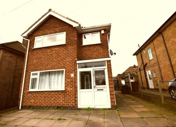 Thumbnail 3 bed detached house for sale in Briargate Drive, Birstall, Leicester