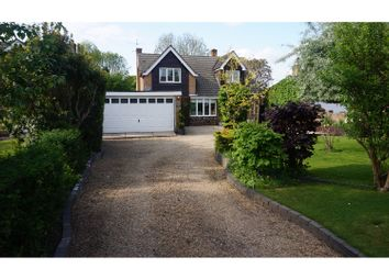 Thumbnail 5 bed detached house for sale in Main Street, Carlton, Near Market Bosworth