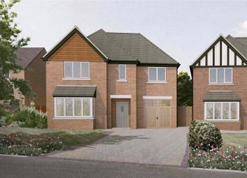 Thumbnail 4 bed detached house for sale in A1, Dumore Hay Lane, Fradley, Lichfield