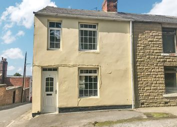 Thumbnail 3 bed terraced house for sale in Bannerman Terrace, Sherburn Hill, Durham