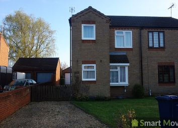 Thumbnail 3 bedroom semi-detached house to rent in Red Barn, Turves, Whittlesey, Peterborough, Cambridgeshire.