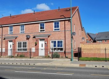 Thumbnail 2 bedroom terraced house for sale in Runnymede Lane, Kingswood, Hull