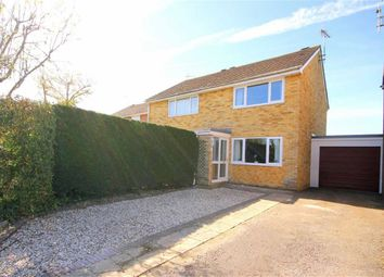 Thumbnail 2 bed semi-detached house for sale in Blackthorn Close, Royal Wootton Bassett, Wiltshire