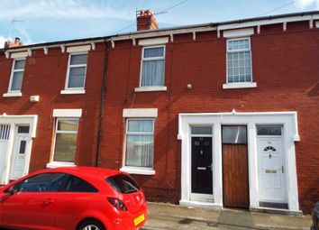 Thumbnail 2 bedroom terraced house for sale in Parker Street, Ashton-On-Ribble, Preston, Lancashire