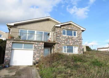 Thumbnail 4 bed detached house for sale in Beach Road, Heybrook Bay, Plymouth
