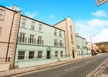 Thumbnail 2 bedroom flat for sale in Irish Street, Whitehaven