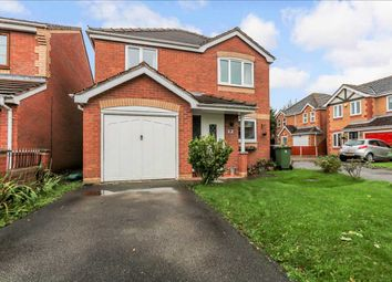 Thumbnail 3 bed detached house for sale in Orchid Road, Brant Road, Lincoln