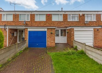 Thumbnail 3 bedroom terraced house for sale in Dornie Drive, Kings Norton, Birmingham
