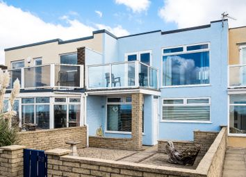 Thumbnail 2 bed terraced house for sale in Rossall Promenade, Cleveleys