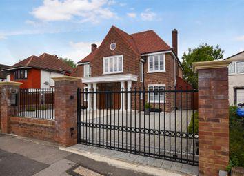 Thumbnail 5 bed detached house to rent in Oakington Avenue, Wembley