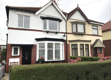 Thumbnail 1 bedroom flat for sale in St Davids Avenue, Thornton-Cleveleys