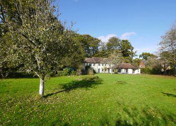 Thumbnail 4 bed detached house for sale in Aldridge Hill, Brockenhurst, Hampshire