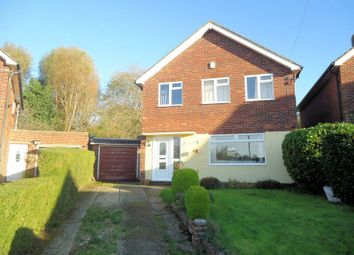 Thumbnail 4 bed detached house for sale in Byron Close, Fareham