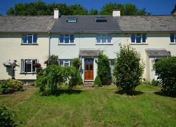 Thumbnail 3 bed terraced house for sale in East End, Poughill, Crediton