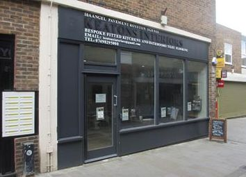 Thumbnail Retail premises to let in Angel Pavement, 10A, Royston, Hertfordshire