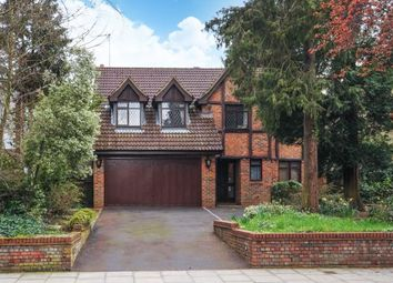 Thumbnail 5 bed detached house for sale in Oakleigh Park South, Oakleigh Park N20,