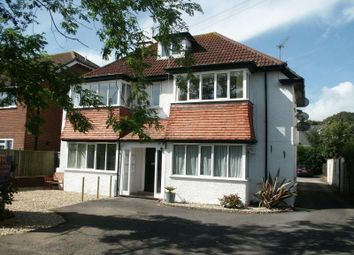 Thumbnail 1 bed flat to rent in Stuart Road, Highcliffe, Christchurch