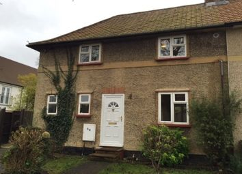 Thumbnail 2 bed property to rent in Spring Road, Letchworth Garden City